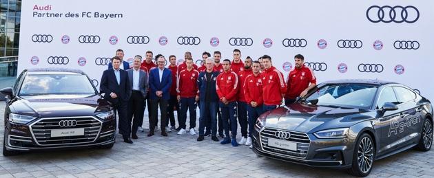 Audi Bayern Munich