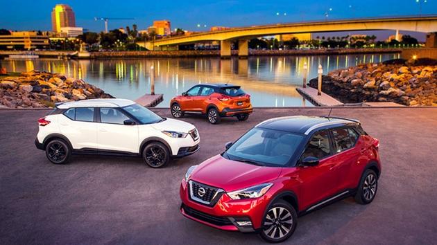 Nissan Ventas Globales