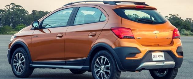 Onix Chevrolet Enero 2018 Patentamiento (1)