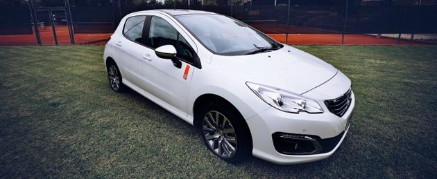 080518 Peugeot 308 Roland Garros (2)